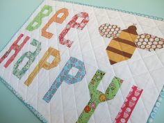 Bee In My Bonnet: Flower Patch - my Latest Fabric Collection!