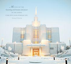 2014 LDS Temples Calendar: House of Faith