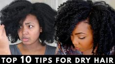My Top 10 Tips on How to Moisturize Dry Hair during the Winter [Video]