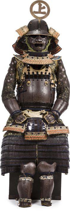 muromachi armor - Google Search