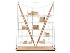 Veliero, una biblioteca que hará flotar tus libros