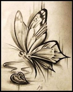 Mariposa art dibujos a lápiz, mariposa tatuaje, arte del tatuaje. Butterfly Tattoo Cover Up, Butterfly Sketch, Butterfly Tattoo On Shoulder, Butterfly Tattoo Designs, Butterfly Art, Mariposa Butterfly, Tattoo Sketches, Tattoo Drawings, Art Sketches