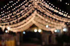 Wedding lights by ckhatri1, via Flickr