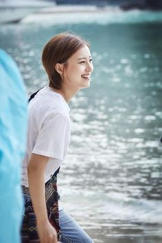 Moon Chae Won Redefines Short Hair Goddess Pretty in Goodbye Mr. Black   A Koala's Playground