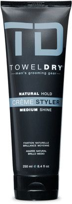 TowelDry TD Natural Hold Creme Styler