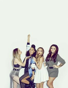 Jesy and her 3 little chickens.  I love every single thing of you all.