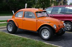 A street baja bug look that I like.