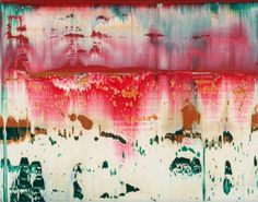 Gerhard Richter » Art » Paintings » Abstracts » Fuji » 839-47