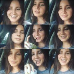 Lana Del Rey on Instagram live chat #LDR