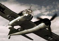 Experimental Military Aircraft | Blohm & Voss BV 141 | Aircraft |