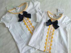 Resultado de imagen de camisetas niñas decoradas