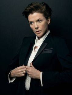 "Annette Bening, actress. From ""Great Performances,"""