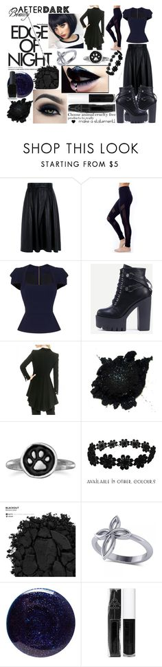 """""""Make A Statement"""" by meowlodie ❤ liked on Polyvore featuring beauty, Pink Tartan, Asteria, Roland Mouret, WithChic, BillyTheTree, Too Faced Cosmetics, Zara Taylor, Urban Decay and Allurez"""