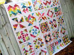 Lots of quilt block ideas
