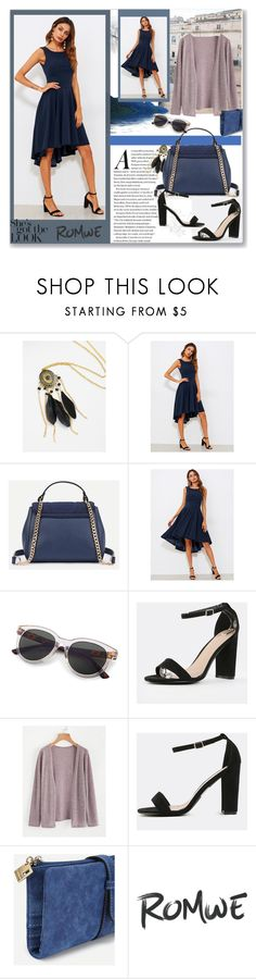 """""""www.romwe.com-L-6"""" by ane-twist ❤ liked on Polyvore featuring Noto, Mor and romwe"""