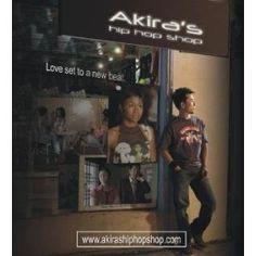 Akira's Hip Hop Shop (Amazon Instant Video)  http://www.amazon.com/dp/B001N9T9WC/?tag=oretoretanku-20  B001N9T9WC