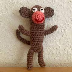 Etsy, Amigurumi, Crochet Zebra, Crochet Monkey, Peppa Pig, Cuddling, Deutsch, Tutorials