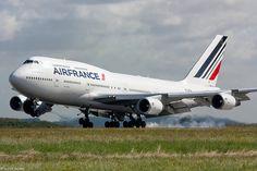 Air France - Boeing 747-400 - F-GITH | CDG/LFPG