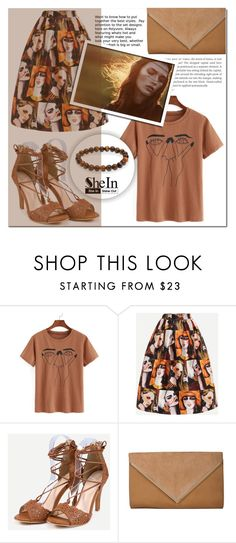 """""""Shein 7"""" by mini-kitty ❤ liked on Polyvore featuring shein"""
