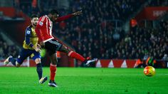 @Southampton 'gunners' crumble and miss chance to move top.  Southampton had picked up just a point from their previous five outings, but, after a slow start, went ahead courtesy of Cuco Martina's impressive long-range effort 19 minutes in #9ine
