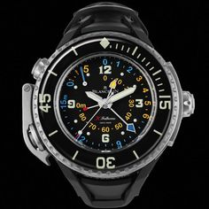 X FATHOMS SPECIAL EDITION, Blancpain Timepieces and Luxury Watches on Presentwatch