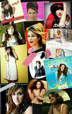 Britt Nicole Collage!
