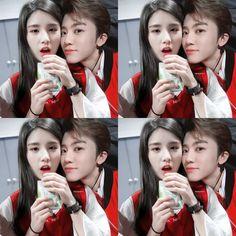 """재진 🌈 di Instagram """"[#jaemin & #heejin] lucuuu anedd dua manusia yang satu iniiii♡♡♡♡ . . . #jaeminheejin #heejinjaemin #loona #nct #nctdream #kpopmanip…"""" Kpop Couples, Cute Couples, Tears In Heaven, Otp, Role Player, Pink Envelopes, Fan Edits, Jeno Nct, Korean Couple"""