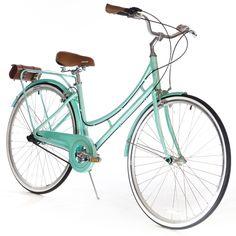 XDS Nadine 3 Speed Ladies Retro Steel Dutch Style City Bike $409 and free helmet