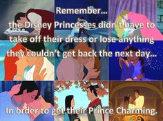 (Animated) Disney teaches girls to be high class ladies. Never give yourself away to a frog while looking for your prince