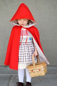 Oh my word! Why must I have come across this one while looking for L's costume! So adorable!