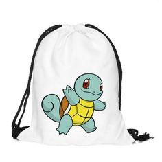 dbaff8fa7249 20 Cute Pokemon School Anime Backpack Mochila Escolar 3D Drawstring Bag  Backpacks Mochilas Escolares Adolescentes Femininas