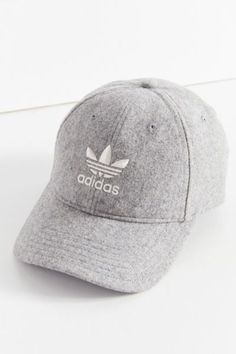 9ddbc41e adidas Brushed Relaxed Baseball Hat   Urban Outfitters Canada Adidas  Baseball Cap, Baseball Hats,