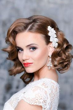 Hairstyles For Bridesmaids