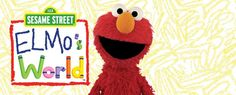 Synopsis: Elmo's world invites viewers to enter a very special place – Elmo's imagination. Each episode of Elmo's World explores one kid-friendly topic-such as shoe. Elmo's World features the … 2000s Kids Shows, Elmo World, Elmo Sesame Street, Elmo Party, 90s Cartoons, The Good Old Days, Childhood Memories, Growing Up, Nostalgia