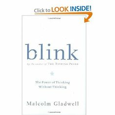 "This is a great book to learn more about the ""click whirr"" thinking that goes on in your head--for better or worse!"