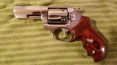 Ruger SP 101 with Badger grips. Boy Toys, Toys For Boys, Badger, Hand Guns, Firearms, Pistols