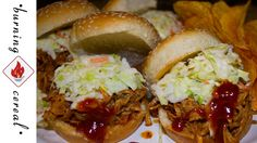 Slow Cooker Pulled Pork Sandwiches - RECIPE