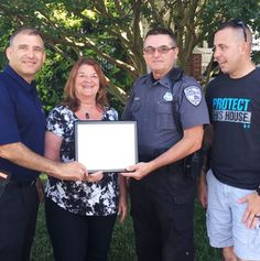 DAGSBORO – Town of Dagsboro Police Chief Floyd Toomey, whose service to his country included active military and reserve duty, has earned a special Department of Defense salute for supporting fellow military personnel. Chief Toomey was the surprise recipient of a Patriot Award during a June 19 ceremony at Dagsboro Town Hall. Mike Orlando, a …