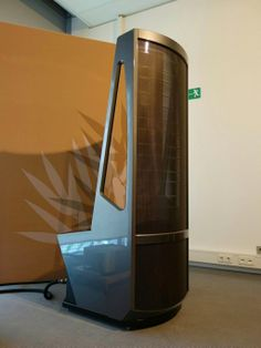 Wizard High-End Audio Blog: Martin Logan Neolith
