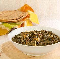 Saag Paneer (Palak Paneer) | Ambika's Kitchen