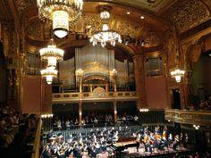 Franz Liszt Academy (classical music) - Budapest, Hungary