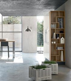 dettaglio cucina moderna stosa - modello cucina aleve 06