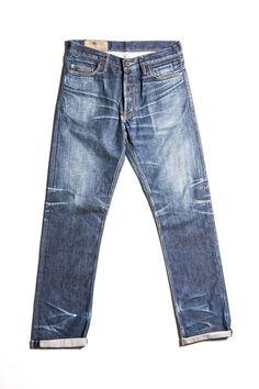 PS16 10 Year Wash Jeans // Public School