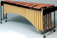 Marimba ou vibrafone