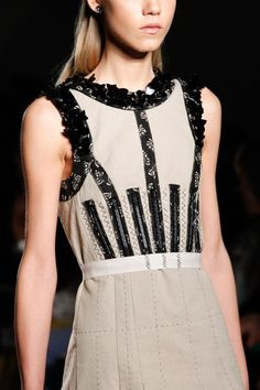Line Brems detail photos for Bottega Veneta Spring 2017 Ready-to-Wear collection.
