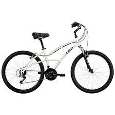 Acabei de visitar o produto Bicicleta Caloi 500 Sport Aro 26 - 21 Marchas - Alumínio