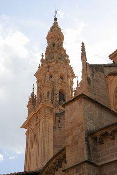 Santo Domingo de la Calzada, detalle Catedral, La Rioja Spain