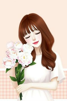 Image discovered by A. Find images and videos about Enakei, lovely girl and art on We Heart It - the app to get lost in what you love.