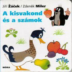 Krtek a čísla - Zdeněk Miler, Jiří Žáček Future Baby, Poems, Snoopy, Animation, Reading, Fun, Fictional Characters, Gabriel, Children