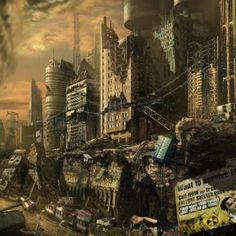 Apocalyptic world !